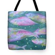 Oahu Tiny Bubbles Tote Bag