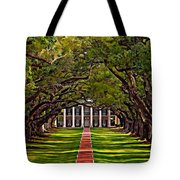 Oak Alley II Tote Bag