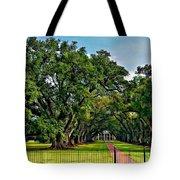 Oak Alley Plantation 2 Tote Bag