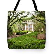 New Orleans Oak Alley Plantation Tote Bag