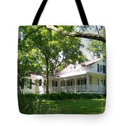 Oak Cottage At Greene Valley Farm Tote Bag