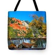 Oak Creek Cascade Tote Bag