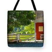 Oakencroft Winery Tote Bag