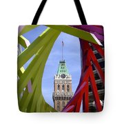 Oakland Tribune Tote Bag