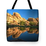 Oasis Reflections Tote Bag