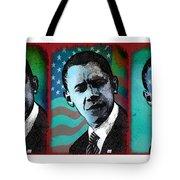 Obama-1 Tote Bag
