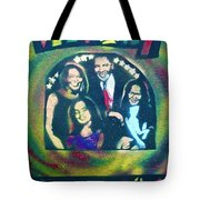 Obama Family Victory Tote Bag