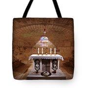 Obedience - The Church Of Saint Joseph's Carpentry Tote Bag