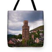 Oberwesel Am Rhein Tote Bag