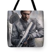 Oblivion Tom Cruise Tote Bag