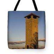 Observation Tower Tote Bag