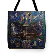 Observatory Life By Alfredo Garcia Tote Bag