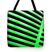 Observe Green Tote Bag