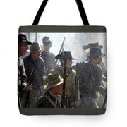 Observing And Awaiting Orders - Perryville Ky Tote Bag