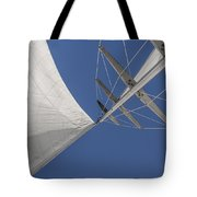 Obsession Sails 8 Tote Bag