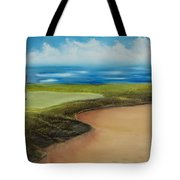 Obstacles To A Beautiful Game Tote Bag