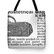 Obstetrical Bag, C1900 Tote Bag