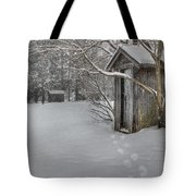 Occupied Tote Bag