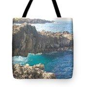 Ocean Arch Tote Bag