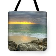 Ocean At Dawn Tote Bag