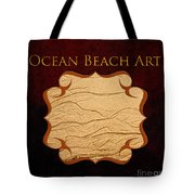 Ocean Beach Art Gallery Tote Bag