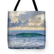 Ocean Blue Tote Bag