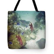 Ocean Bottom Tote Bag