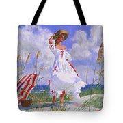 Ocean Breeze Blues Tote Bag