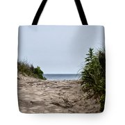 Ocean City Beach Tote Bag