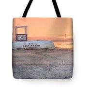 Ocean City Beach Patrol Tote Bag