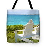 Ocean Club Tote Bag