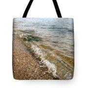Ocean Curl Tote Bag