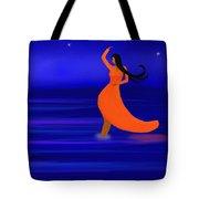Ocean Dancer Tote Bag