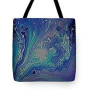 Ocean Flow Energy Tote Bag