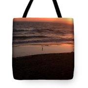 Ocean Glow Tote Bag