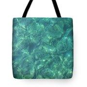 Ocean In Motion Tote Bag