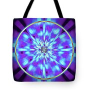 Ocean Of Color Tote Bag by Derek Gedney