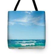 Ocean Of Joy Tote Bag