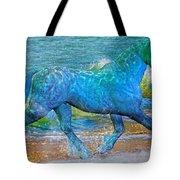 Ocean Of One I Of II Tote Bag