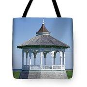 Ocean Park Gazebo Tote Bag