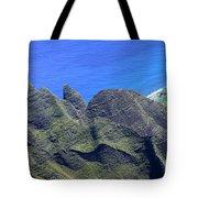 Ocean Peaks Tote Bag