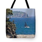 Ocean Racing I Tote Bag