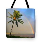 Ocean Rainbow Maui Tote Bag