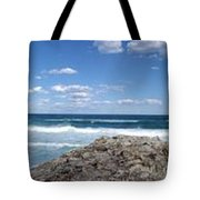 Great Ocean Road Surf, Australia - Panorama Tote Bag