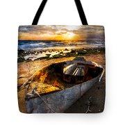 Ocean Salty Tote Bag