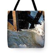 Ocean Table Tote Bag