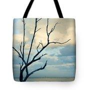 Ocean Tree Tote Bag