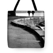 Ocean Walk Tote Bag
