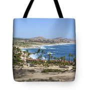 Oceanfront Relaxation Tote Bag
