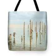 Oceanic Tranquility 2 Tote Bag